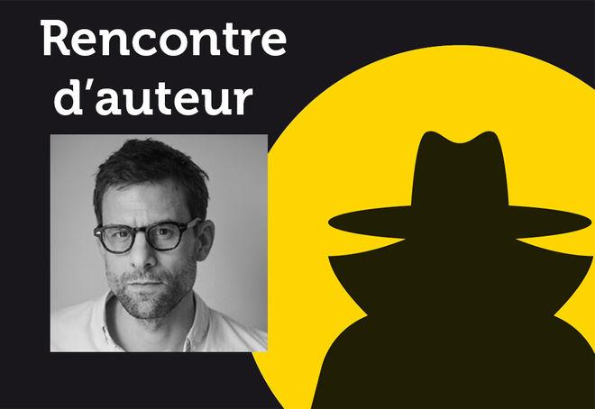 Festival Regards Noirs : Nicolas Mathieu au Centre hospitalier de Niort