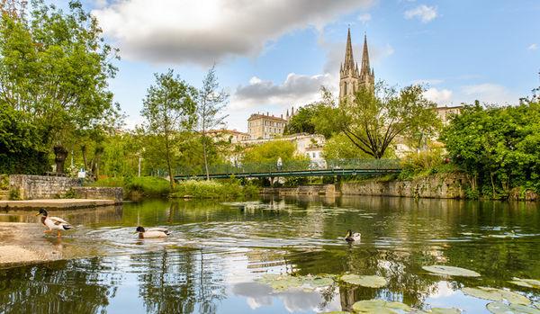 Le parc de Pré-Leroy - Photo Alex Giraud