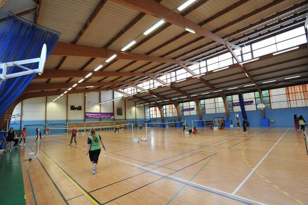 Salle de Sport de la Venise Verte © Derbord