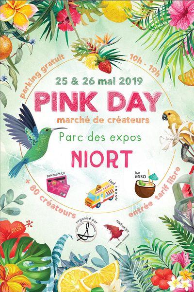 Salon : Pink Day