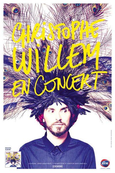 Concert : Christophe Willem