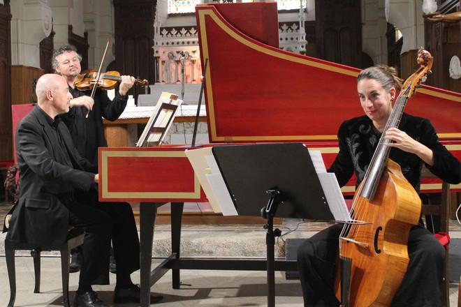 Concert : le Festin d'Alexandre