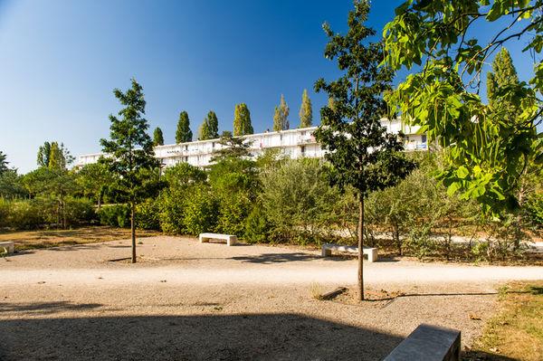 Le parc urbain du Clou-Bouchet - Photo Alex Giraud