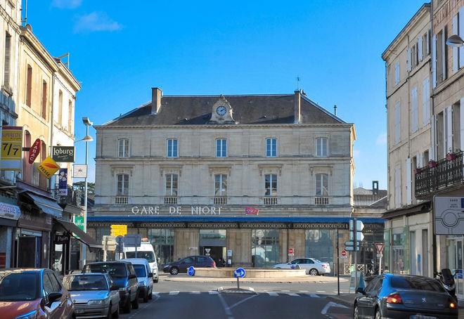 Gare de Niort