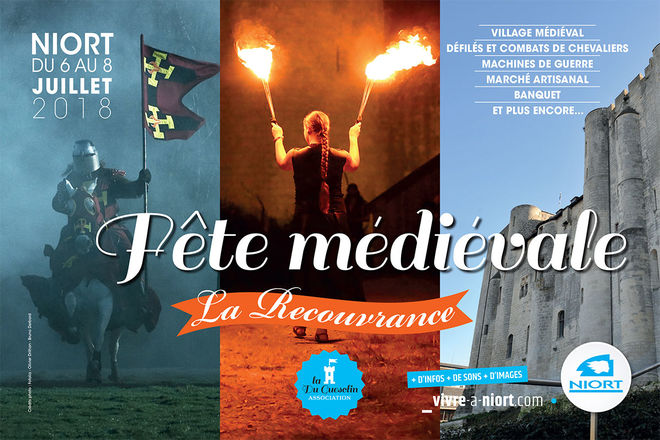 Fête médiévale : La Recouvrance