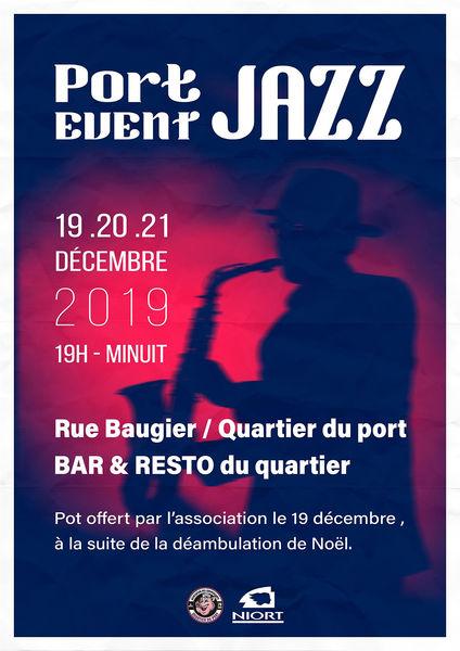 Festival Port Event Jazz