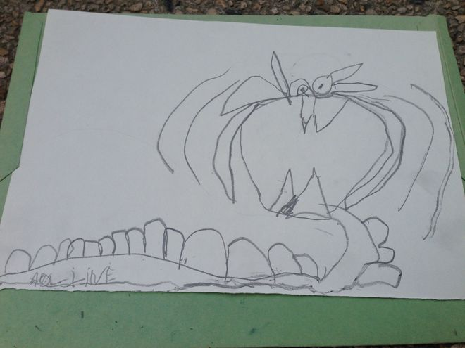 Animation : La légende du Dragon !