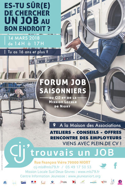 Forum jobs saisonniers
