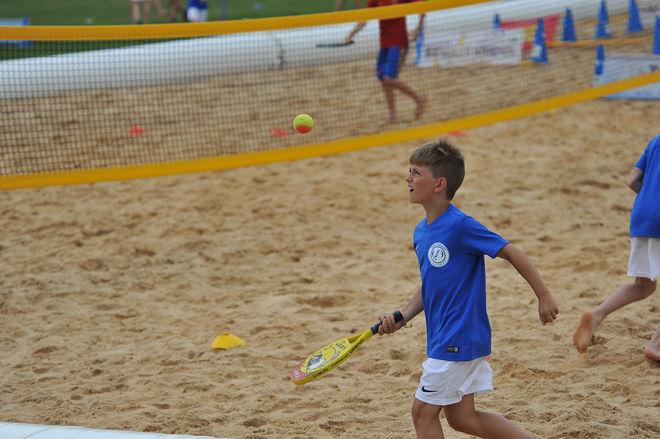 Niort Plage : Beach Tennis