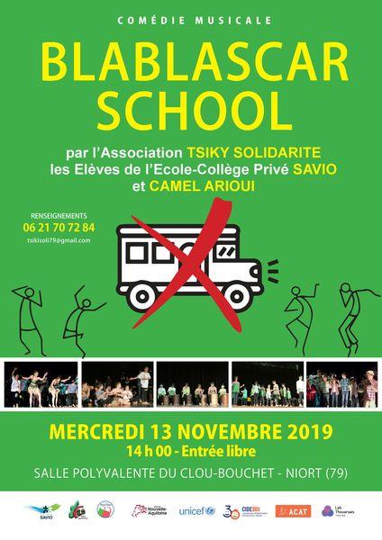 Blablascar School - comédie musicale