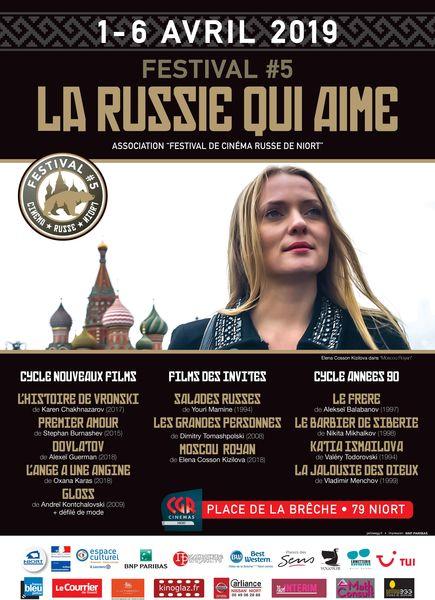Festival du cinéma russe 2019