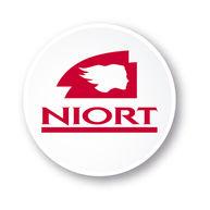 Logo de la Ville de Niort - version rouge