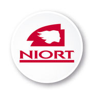 Logo de la Ville de Niort - version rouge
