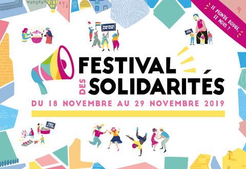 Illustration article : Le festival de toutes les solidarités