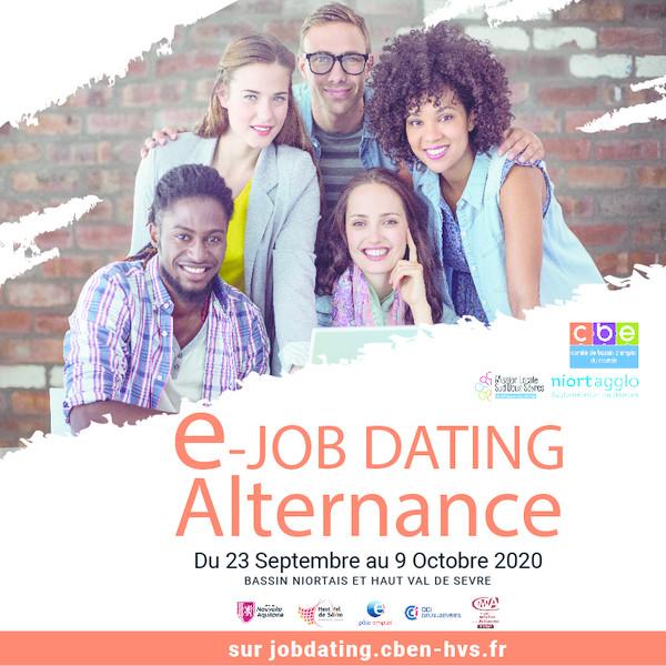 Un e-job dating spécial « Alternance »