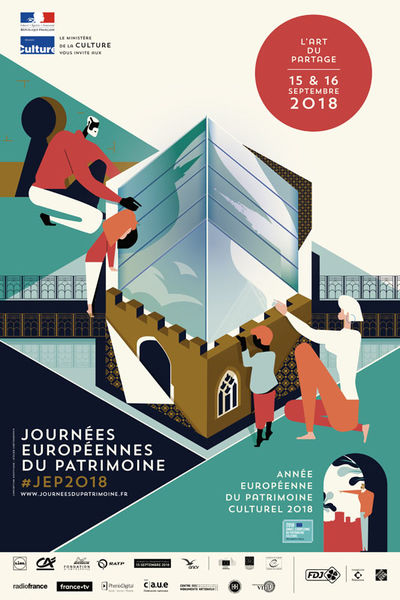 Journées européennes du patrimoine : L'Art du partage