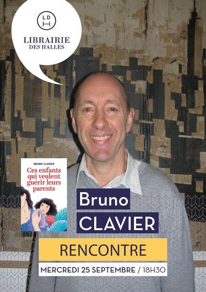 Rencontre avec Bruno Clavier