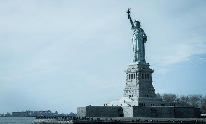 Retour à Ellis Island