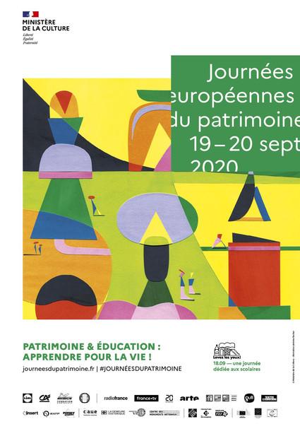Journées européennes du patrimoine - itinéraires touristiques en bus ou en vélo