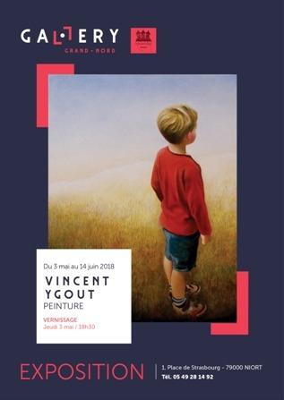 Exposition : Peinture - Vincent Ygout