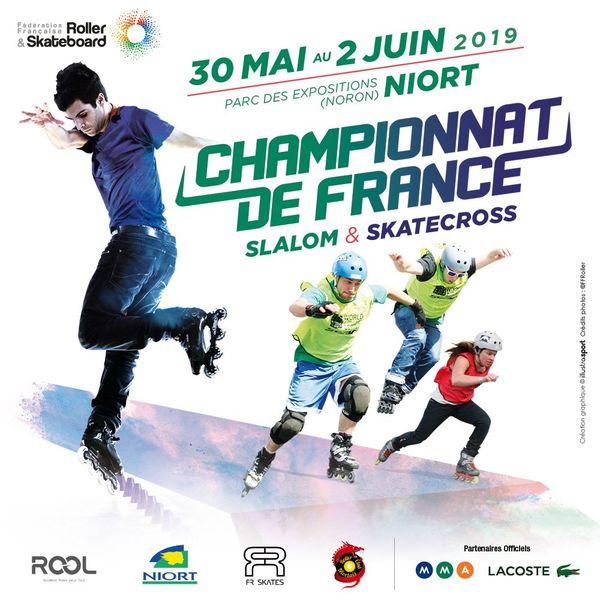 Championnat de France de roller slalom et de Skatecross
