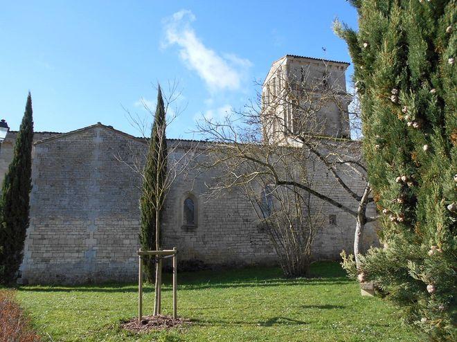 Visite : Découverte du bourg de Sainte-Pezenne
