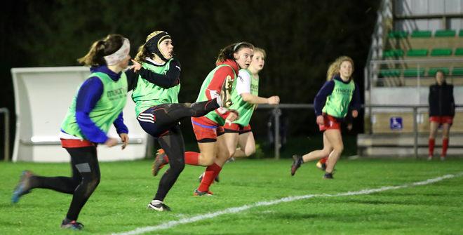 Rugby féminin : Bouclier du Terroir