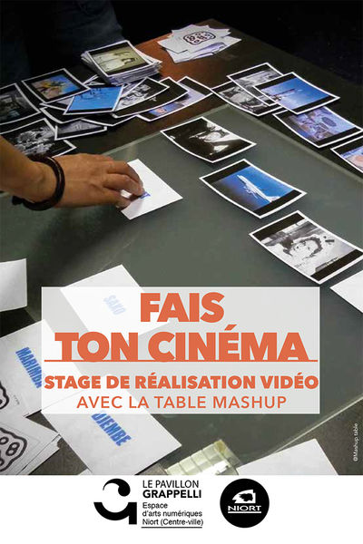 Stage de réalisation vidéo : Fais ton cinéma - Hommage HG Clouzot