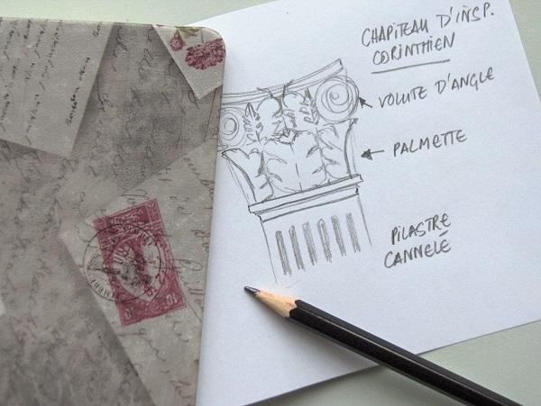 Visite croquis : la Colline Saint-André