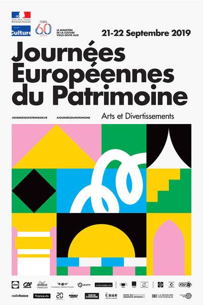 Journées européennes du patrimoine avec la Ville