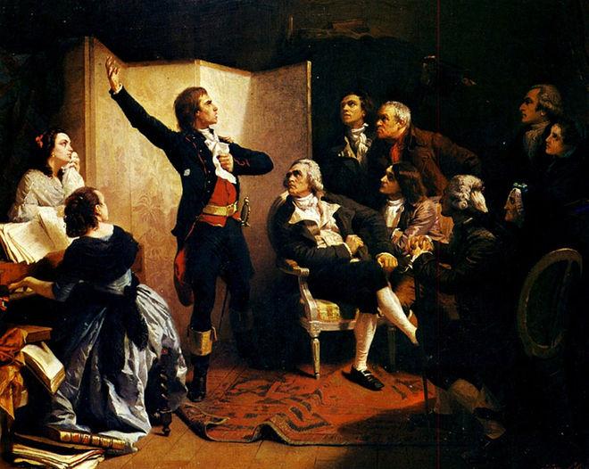 Citoyenneté en musique : La Marseillaise
