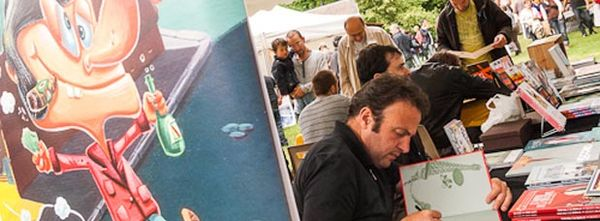 Festival A 2 Bulles - 2012 - association Niort en bulles - Photo Alexandre Giraud