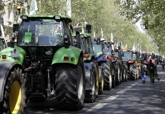 tracteur niort