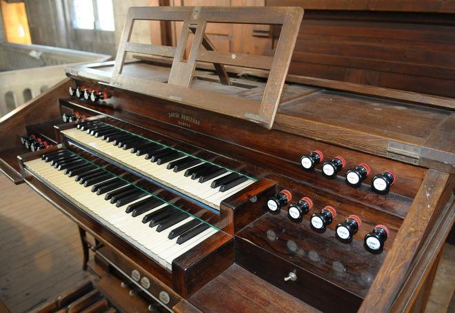 Concert d'orgue à Saint-Hilaire