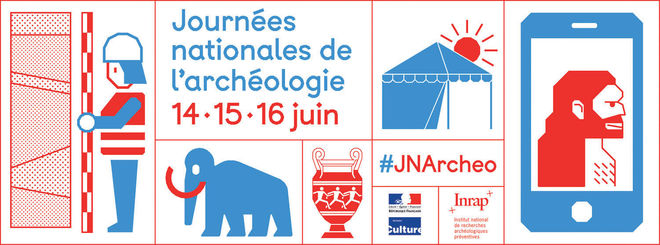 Journées nationales de l'Archéologie au Donjon
