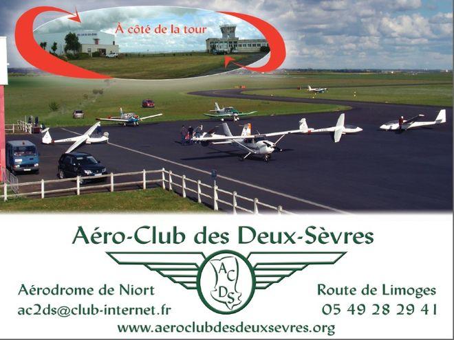 Portes Ouvertes : Aéro-club des deux Sèvres