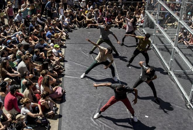Festival cirque d'été : D-construction