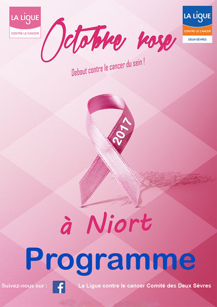 Octobre Rose : mobilisons-nous contre le cancer du sein