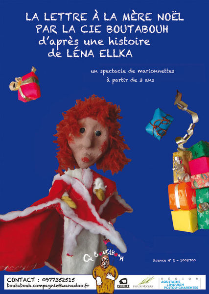 Marionnettes : La Lettre à la Mère Noël