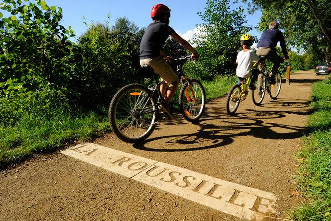 Niort Plage : Vélo à assistance électrique
