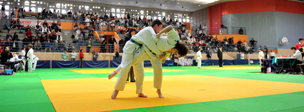 Photo de judo
