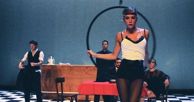 Cirque : Speakeasy