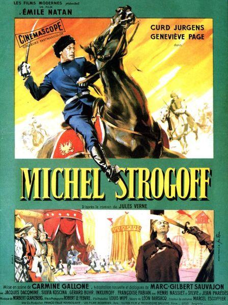 """Cinéma : """"Michel Strogoff"""" de Carmine Gallone."""