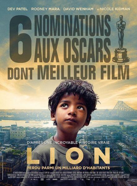 Ciné en plein air : Lion