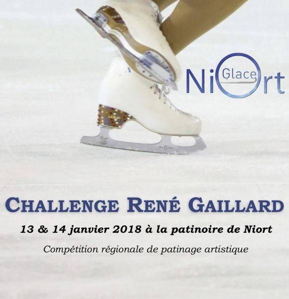 Patinage artistique : Challenge René Gaillard