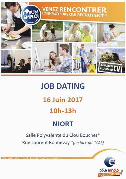Job dating par Pôle emploi
