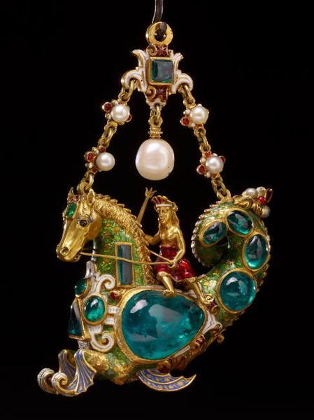 Ecole du Louvre : une histoire du bijou de la Renaissance au 19e siècle
