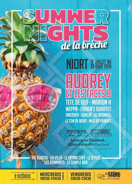 Summer Nights de la Brèche