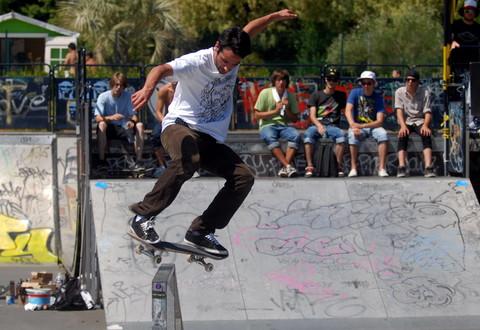 Illustration article : Skate park : ça va rouler beaucoup mieux !