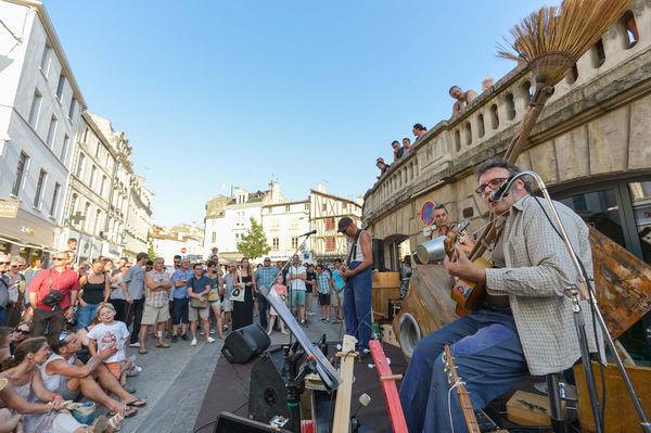 Fête de la musique à Niort